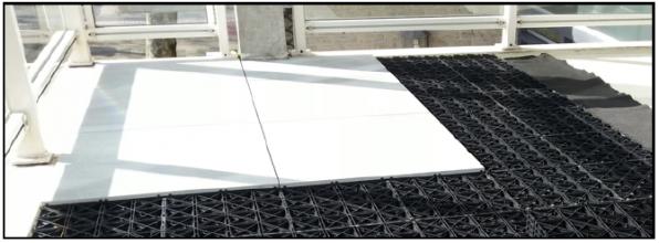 Its tegels terras en balkon tegels for Tegels voor dakterras